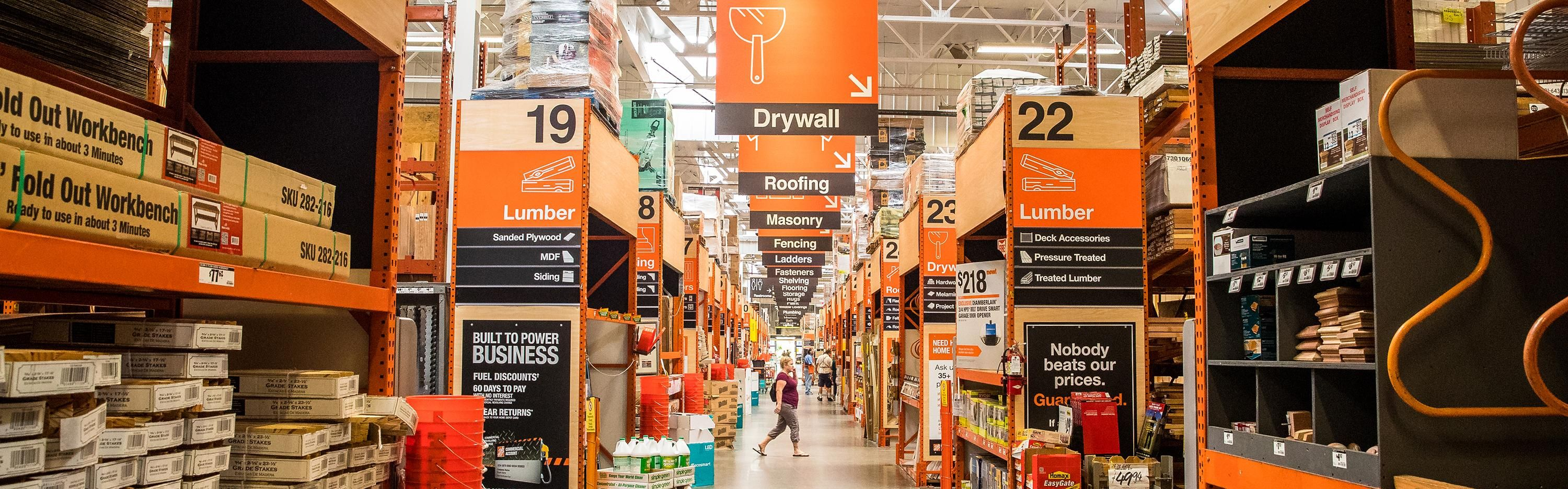 Don't to use Home Depot Codes 20 Off Entire