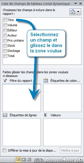 Tableau Croise Dynamique Tableau Croise Dynamique Bureautique Microsoft Excel