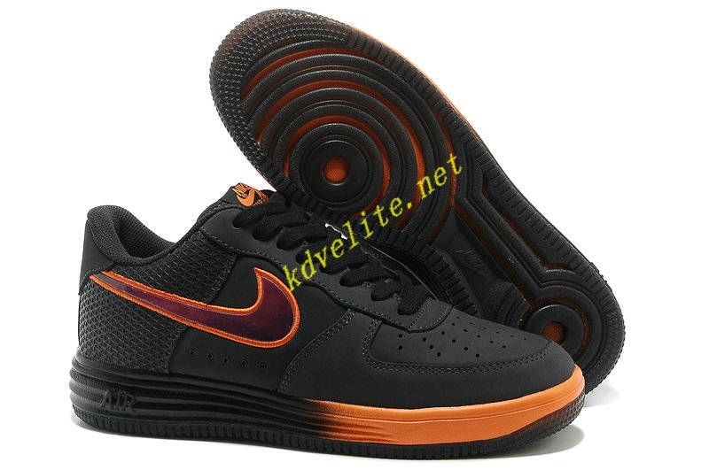 Superhero Nike Lunar Force 1 Leather Galaxy Anthracite Dark