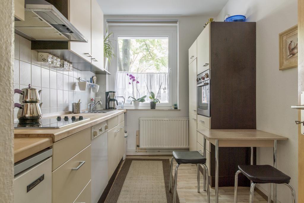 Helle Küche in gemütlicher 2Zimmerwohnung Hannover