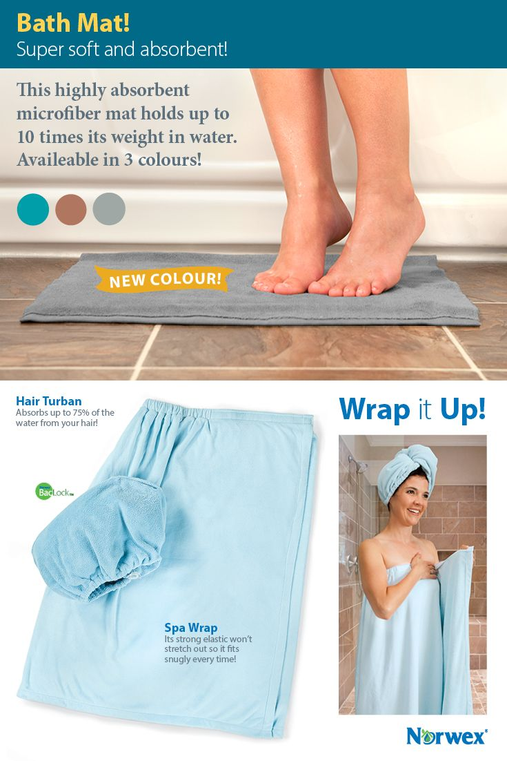 Norwex Bath Towels Norwex Bath Mat In Graphite Step Out Of The Shower Or Bath Onto The