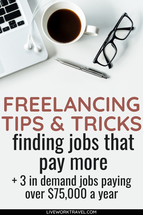 Top Freelancing Jobs Pay Much More Than You Might Think High Paying Freelance Job Ideas Freelancing Jobs Work From Home Tips Job