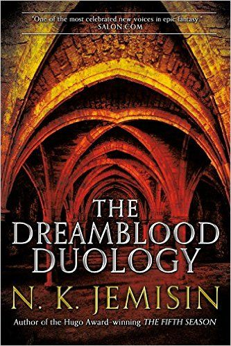 Image result for dreamblood duology