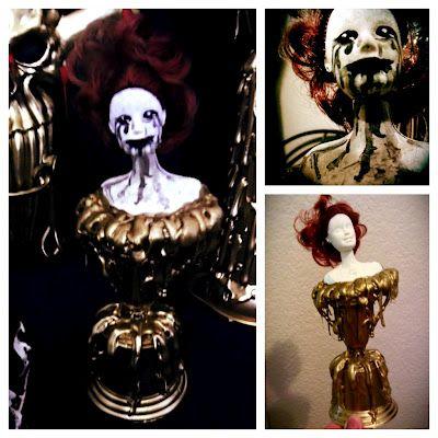 Design DNA DIY Halloween Trophies Halloween Crafts/Props DIY - halloween arts and crafts decorations