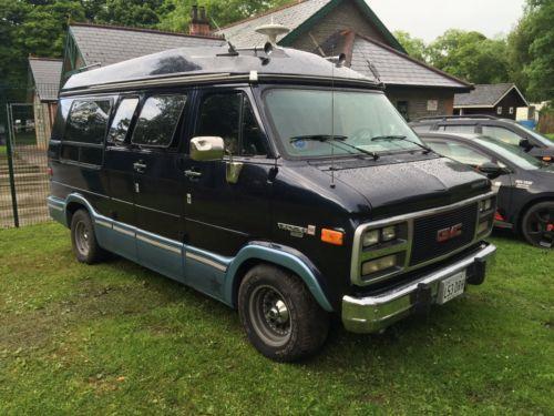 Chevrolet G20 Starcraft Vandura 5 7 V8 American Day Van