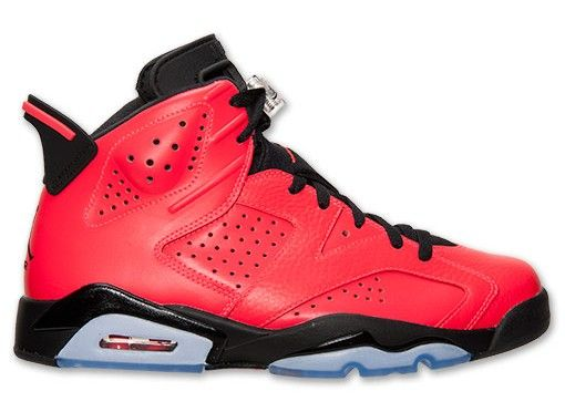 size 40 51925 4efaa Air Jordan 6 – Infrared 23 Infrarouge 23   Noir   Infrarouge 23
