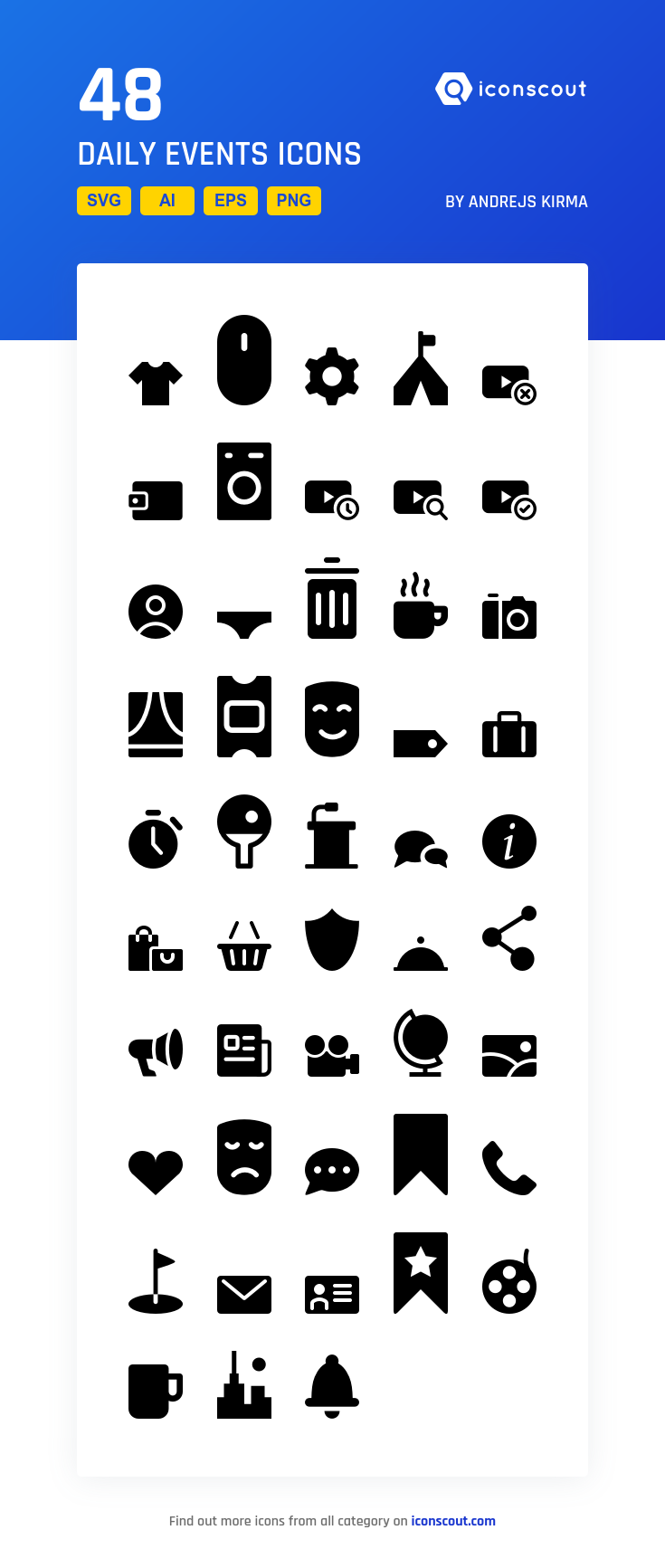 Download Daily Events Icon Pack Available In Svg Png Eps Ai Icon Fonts Icon Pack Icon Font Icon
