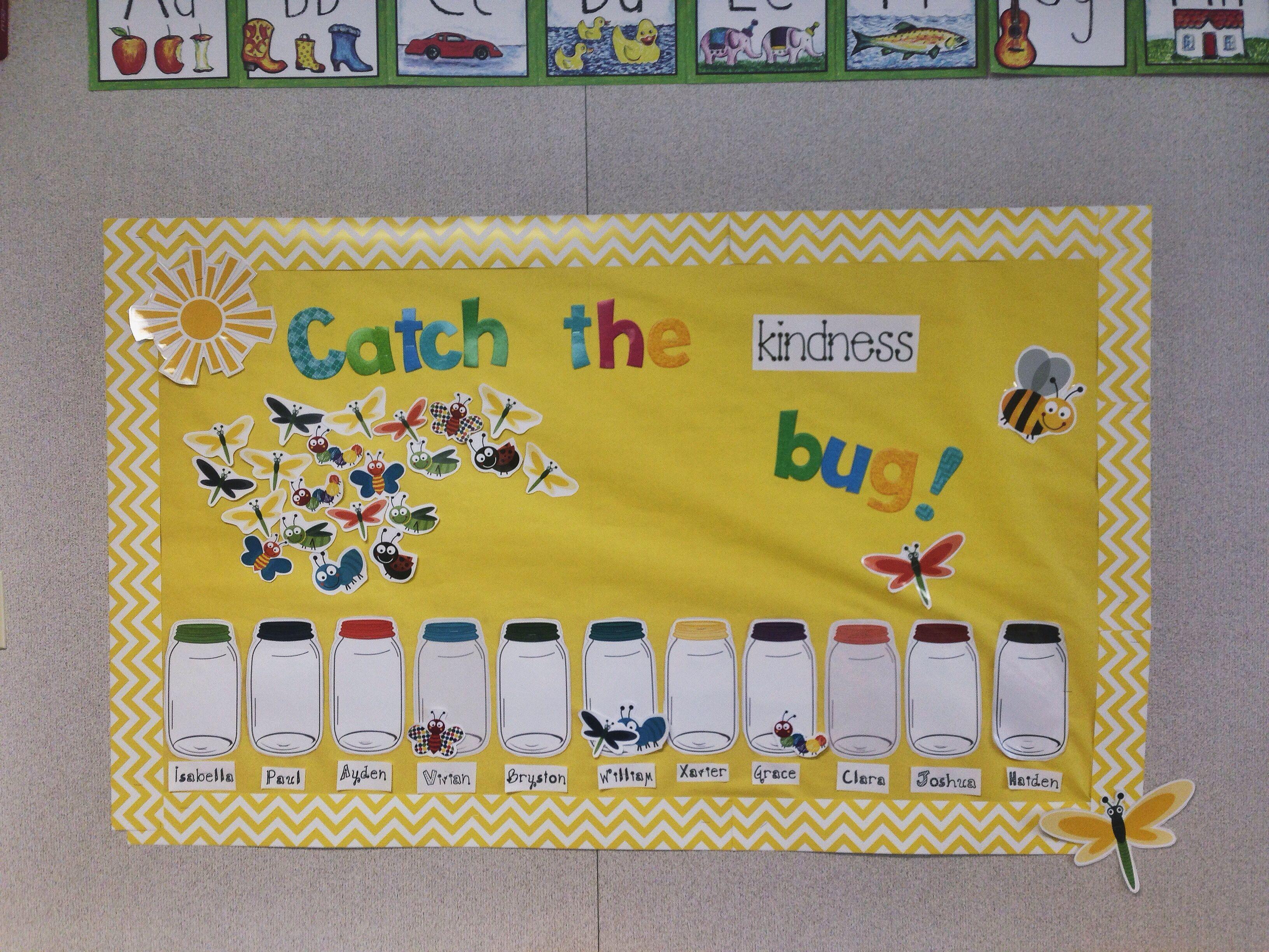 Kindness Bulletin Board- Encourage In Class