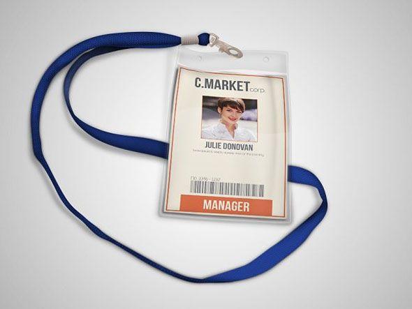 100 photo realistic multipurpose id card mockups