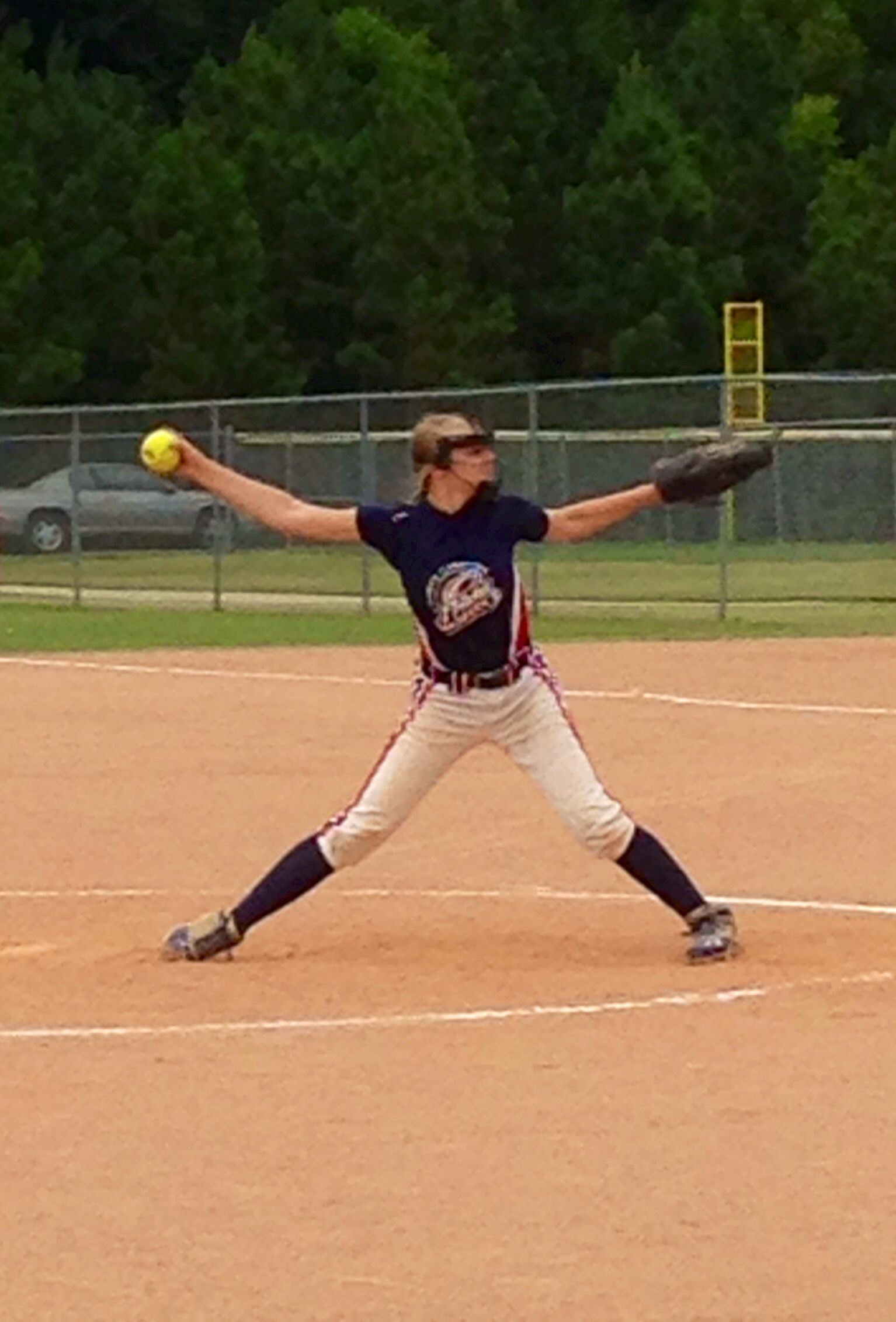 Pitching For The 16u Nc Usssa Pride Elite Pride Elite Pitch