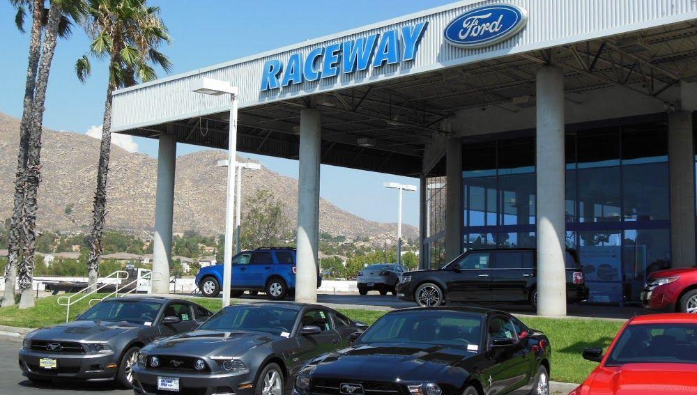 Raceway Ford 951 784 1000 Www Racewayford Com 5900 Sycamore