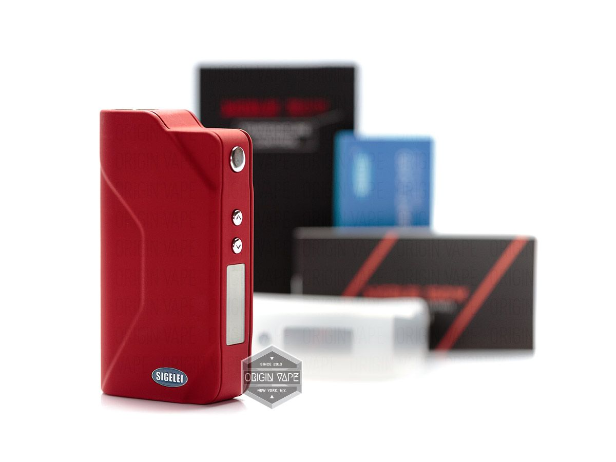 Sigelei 150w TC In Stock Now! $74 99 use coupon ADD15