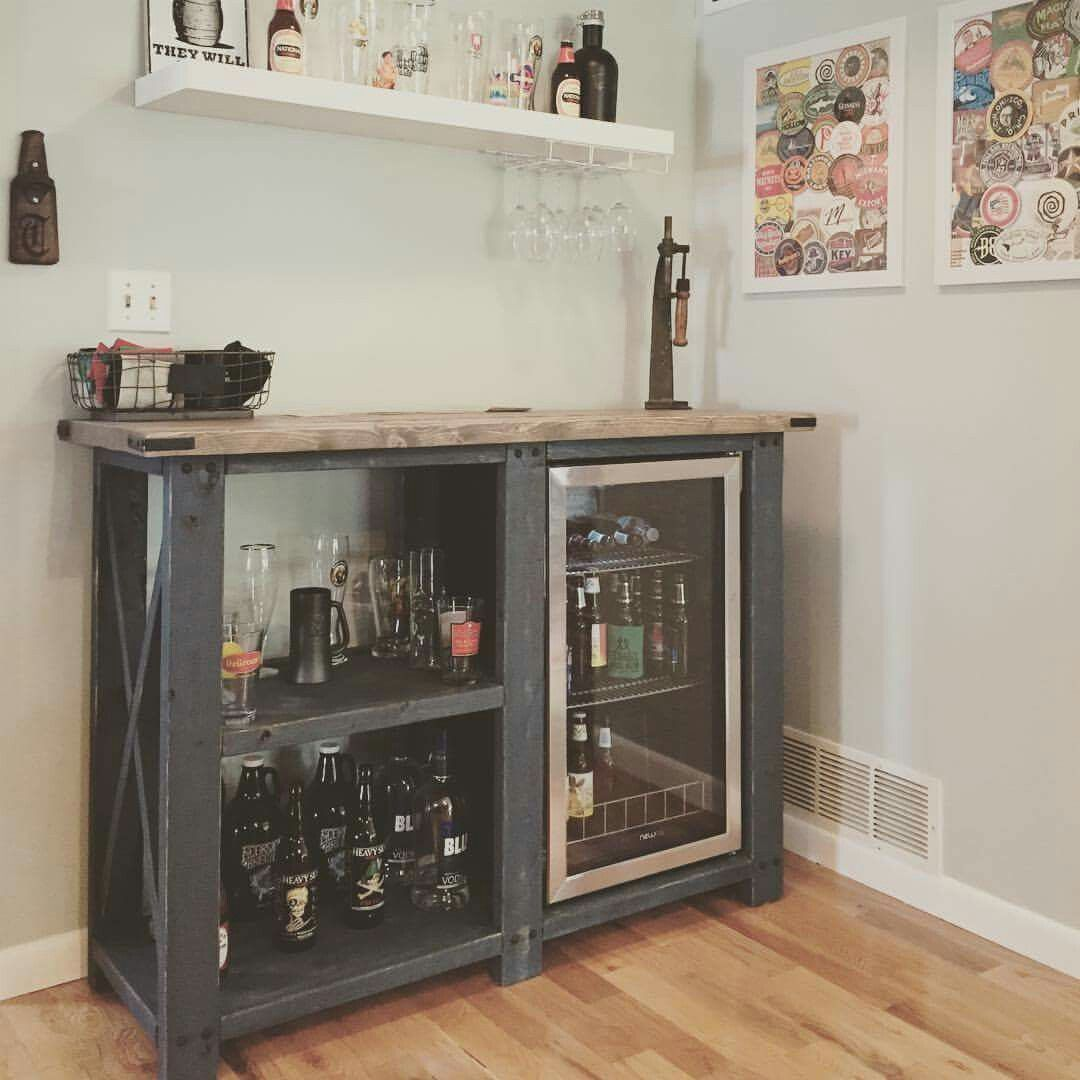 Pin by Kristin Odom on Inside Coffee bar home, Kitchen