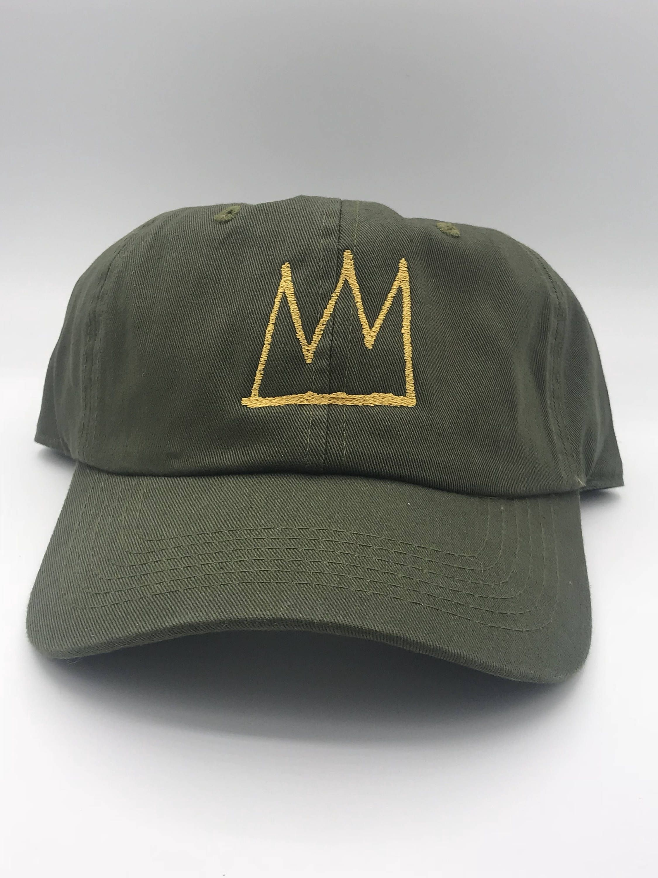 Basquiat Crown Dad Cap Hat https   etsy.me 2IuVAeG  accessories 96188f5a26a0