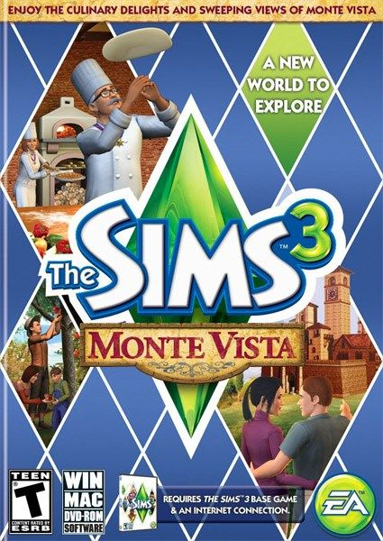 The Sims 3 Monte Vista Pc Game Free Download Full Version