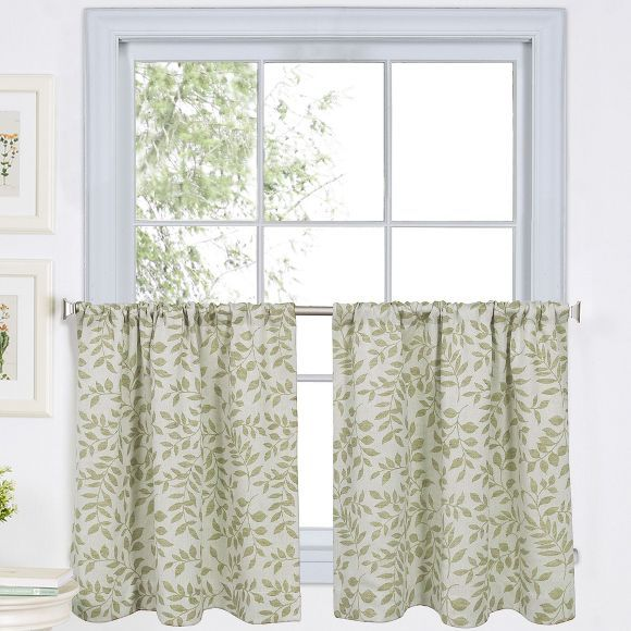 jcpenney - Serene Kitchen Curtains - jcpenney