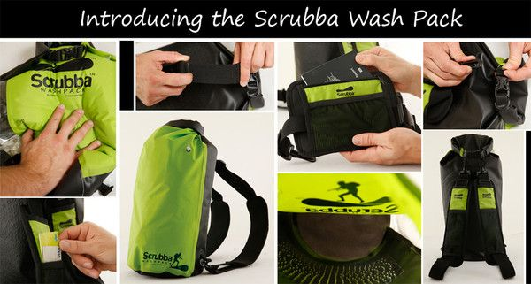 scrubba wash pack crowdfunding