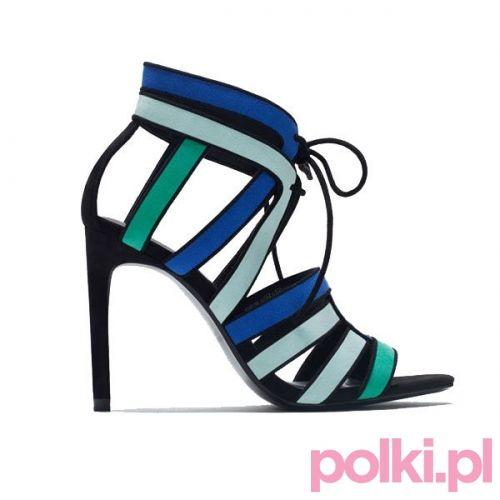 16 Par Najmodniejszych Butow Wprost Z Letnich Wyprzedazy Sandals Heels Zara Shoes Heels