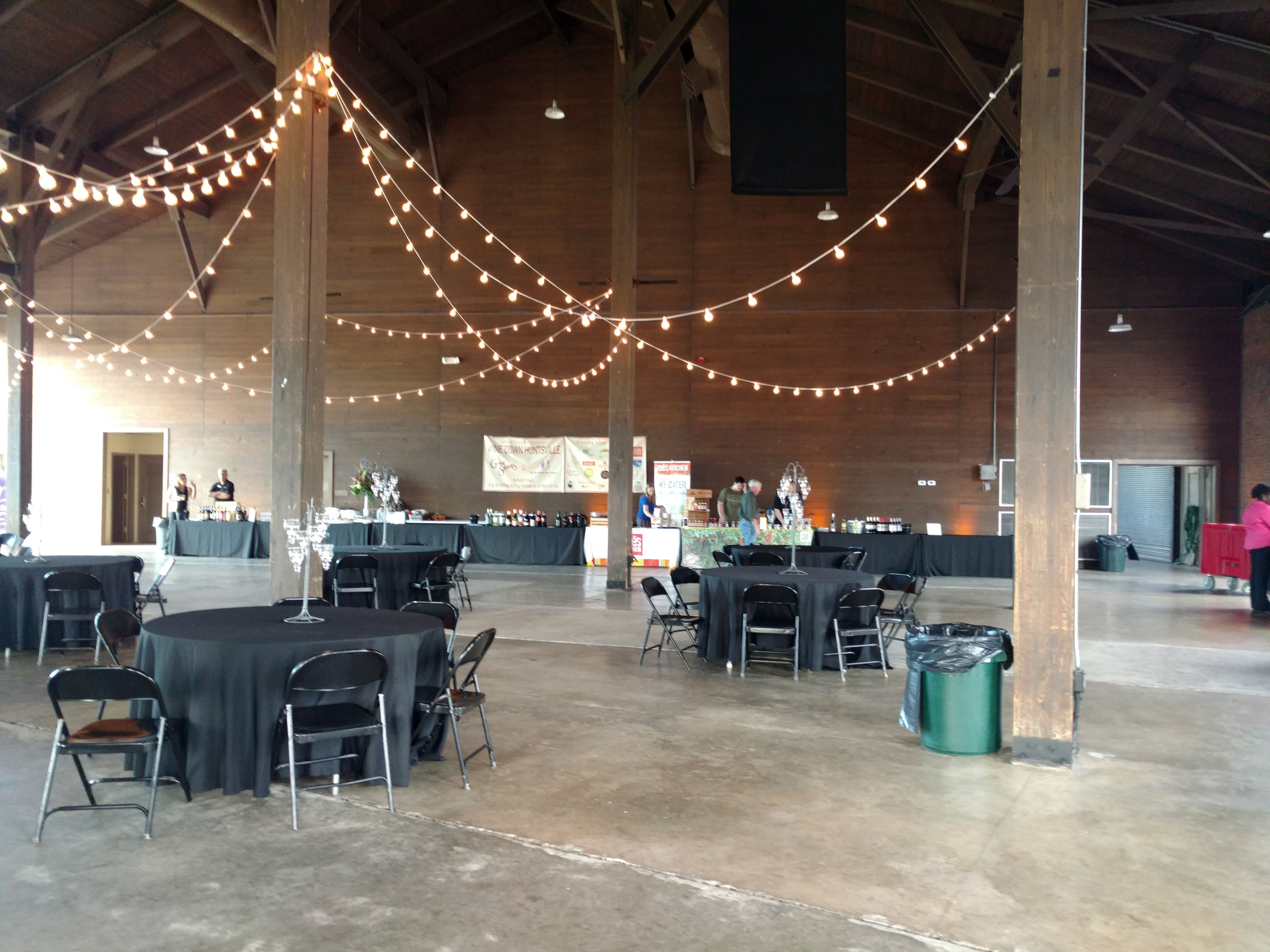 The Roundhouse Huntsville Al Event Space Wedding Roundhouse