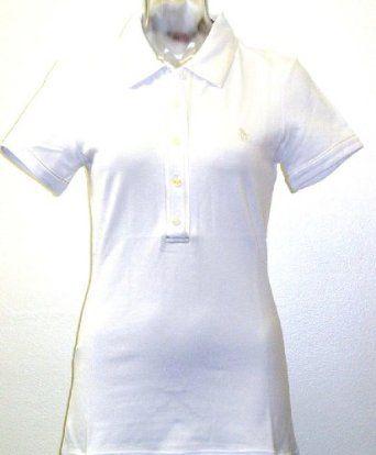 Original Penguin Womens Veronica Polo Shirt in Classic White by Original Penguin by Munsingwear Original Penguin. $79.00