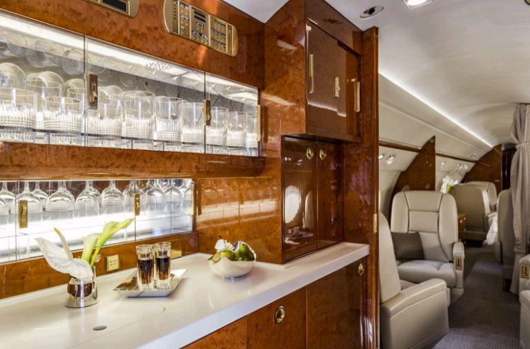 Gulfstream G550 For Sale Private Jets Avbuyer Private