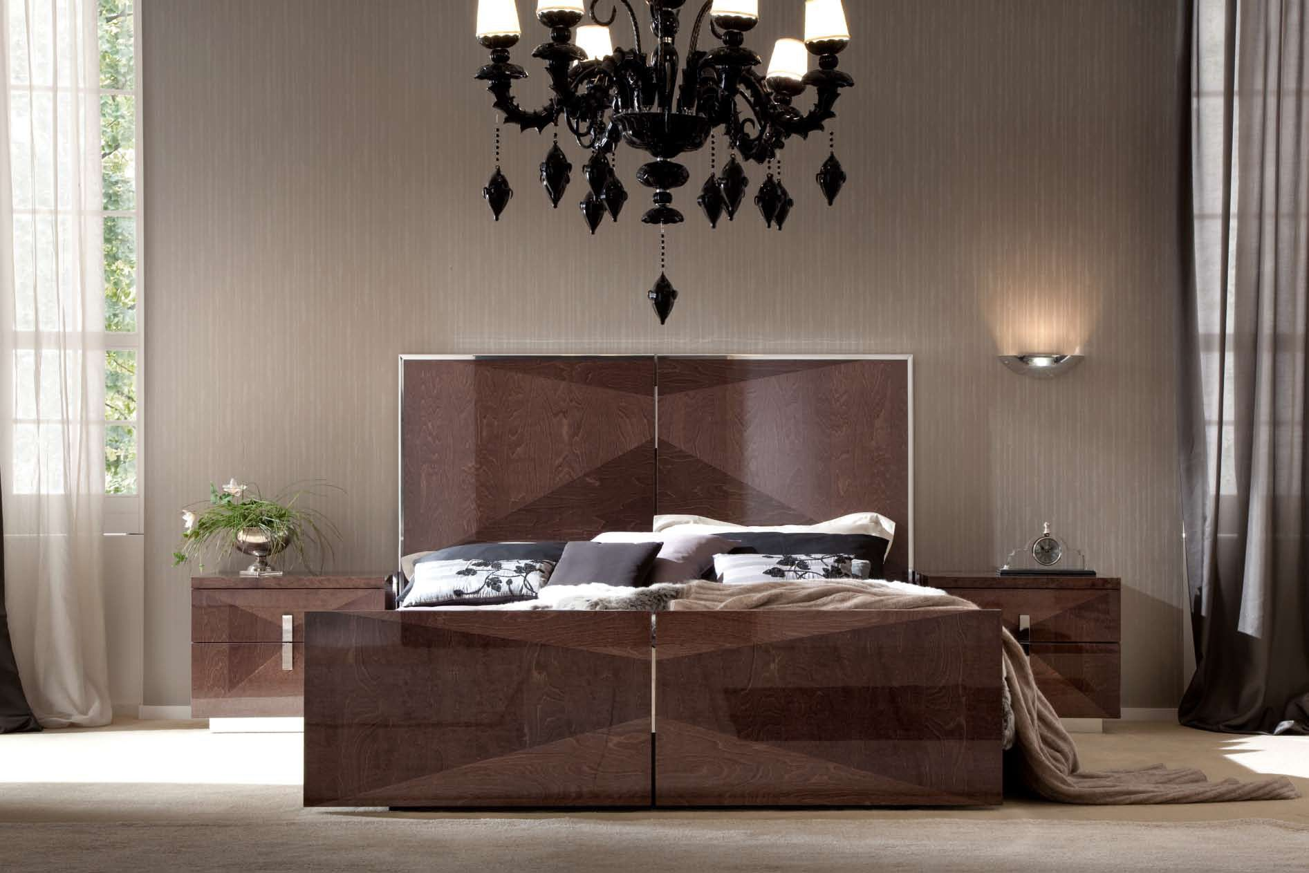 Perfect Italian Contemporary Bedroom | Italian Design Furniture By EM Italia