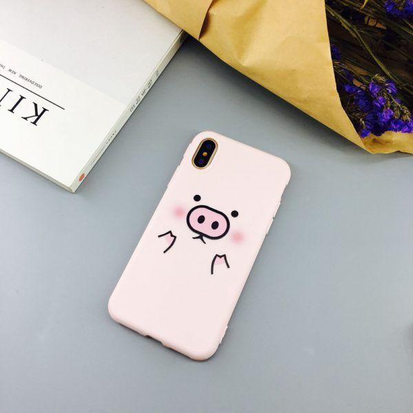 pig iphone 8 case