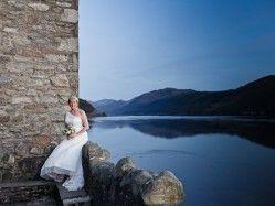 Eilean donan castle wedding
