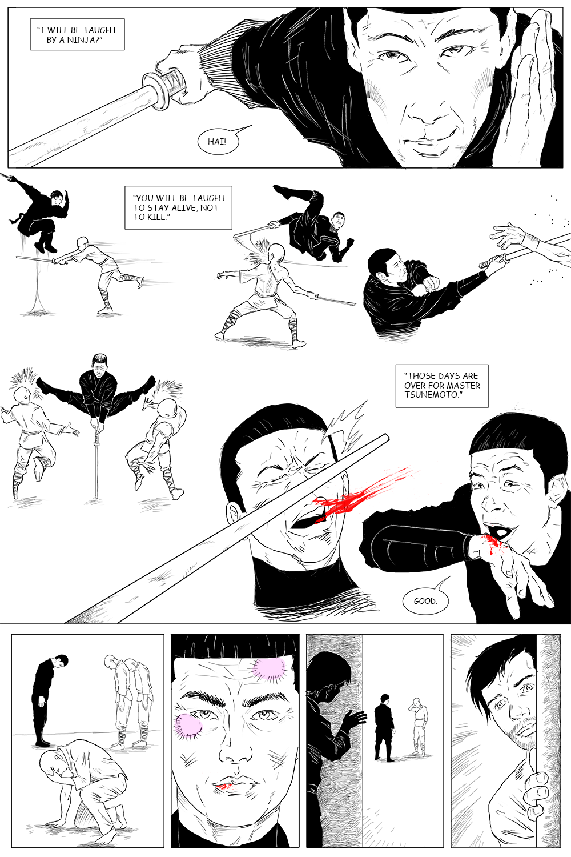 The Bat-Man: Rise and Fall #4 Page 3  Read all issues on http://scripts-and-comics.com/comics/ #batman #dc #dccomics #fanart