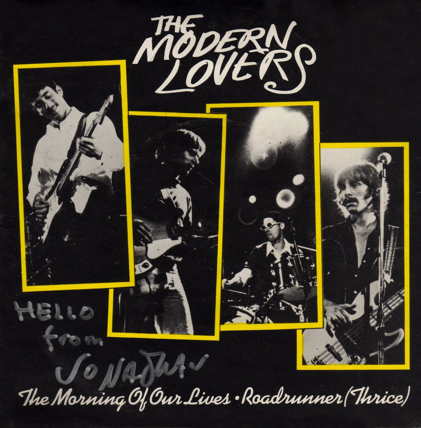 The Modern Lovers The Modern Lovers Jonathan Richman Rich Man