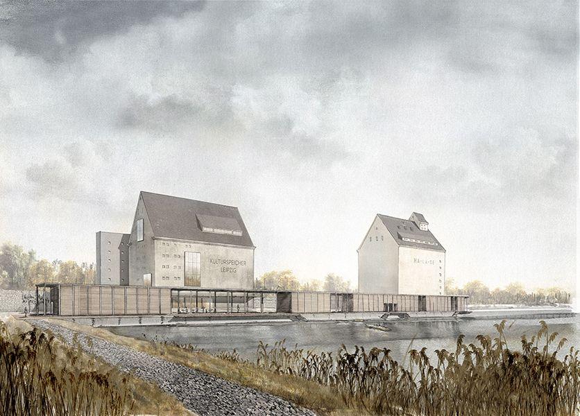 Lindenau hafen leipzig lion schreiber masterthesis for Master in architektur