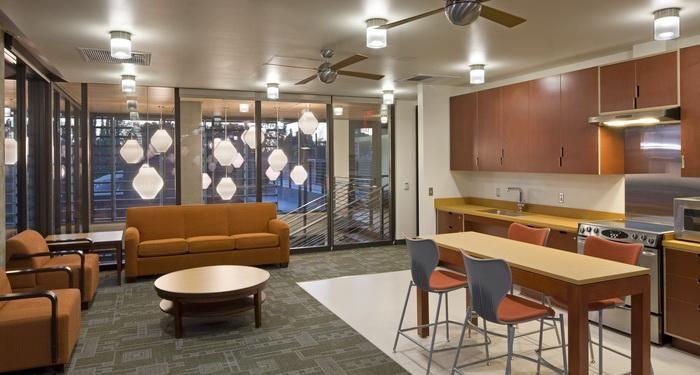 Sontag Pomona Halls At Pomona College Claremont Ca 11
