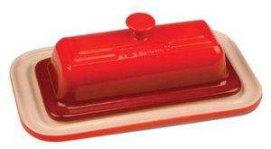 le-creuset-red-butter-dish