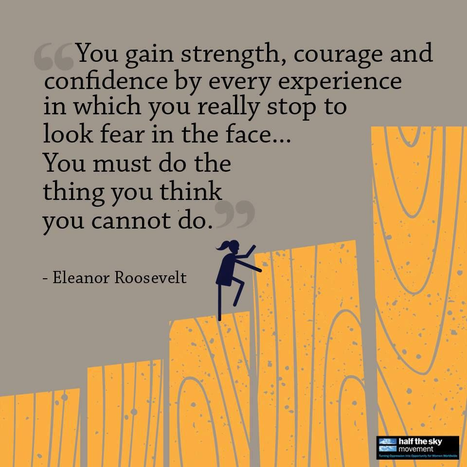 Quotes On Courage And Strength Strength, Coura...