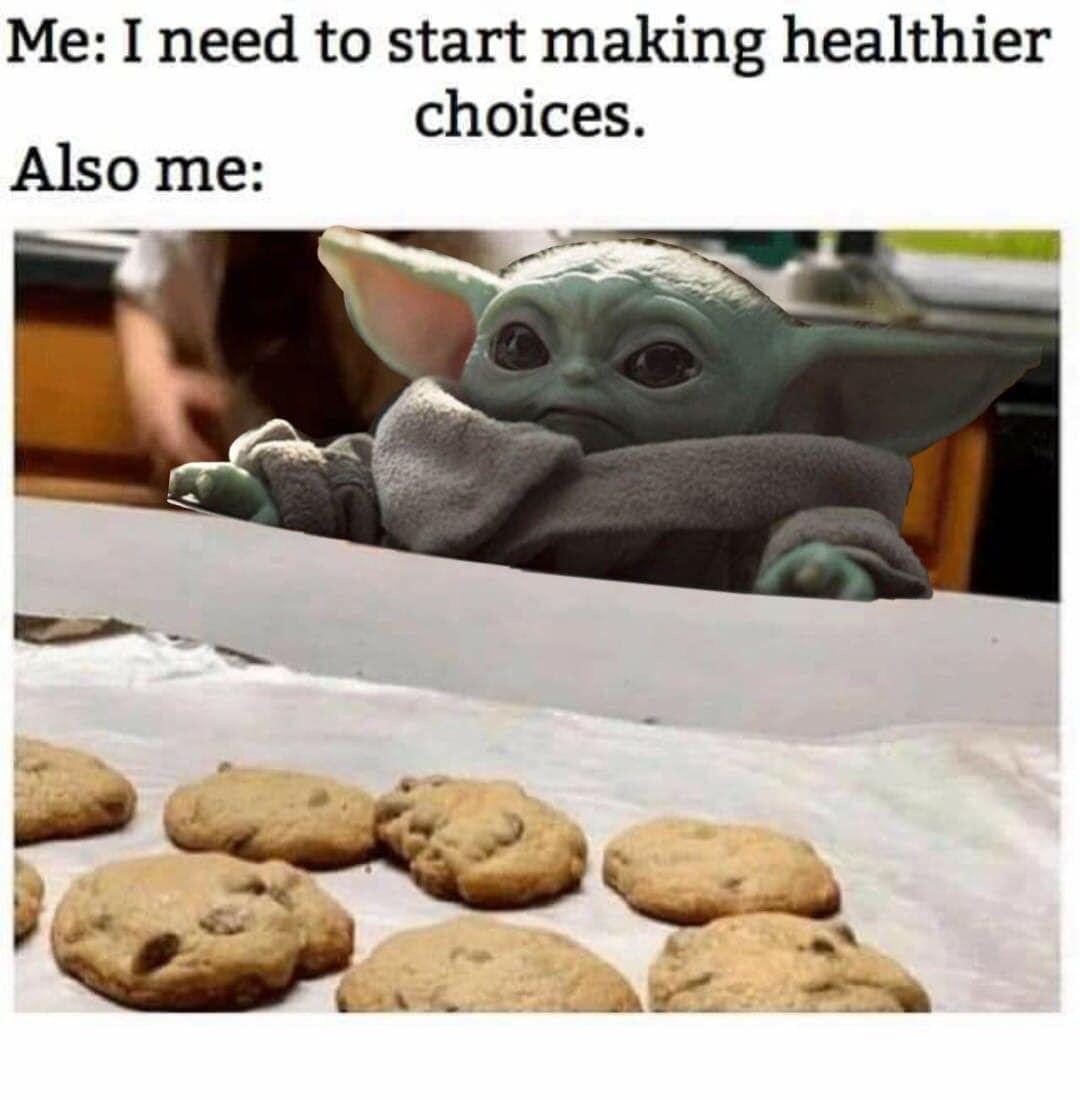 Pin By Heather S On Humorosity Star Wars Memes Yoda Meme Funny Memes
