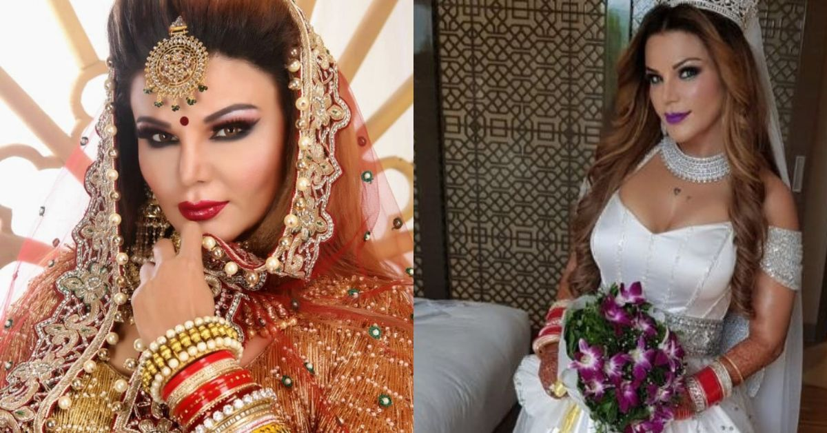 Rakhi Sawant Finally Confirms Her Marriage To Uk Based Nri Plans To Have A Baby In 2020 Rakhi Sawant News Getting Married In Court Marriage Christian Wedding