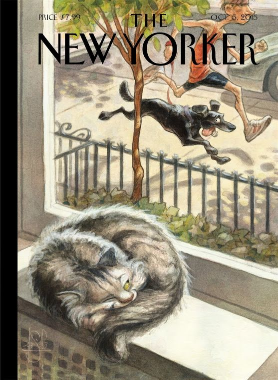 The New Yorker Covers                                                                                                                                                                                 More