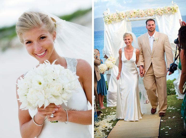 New York Giants Real Wedding In Cap Juluca, Anguilla