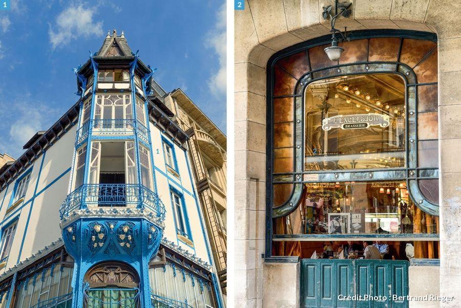 Les Incontournables De Nancy Architecture Art Nouveau Architecture Classique Art Nouveau