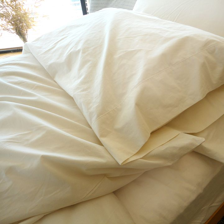 Delicieux Organic Cotton 280TC Sateen Sheets   Made In The USA By CozyPure