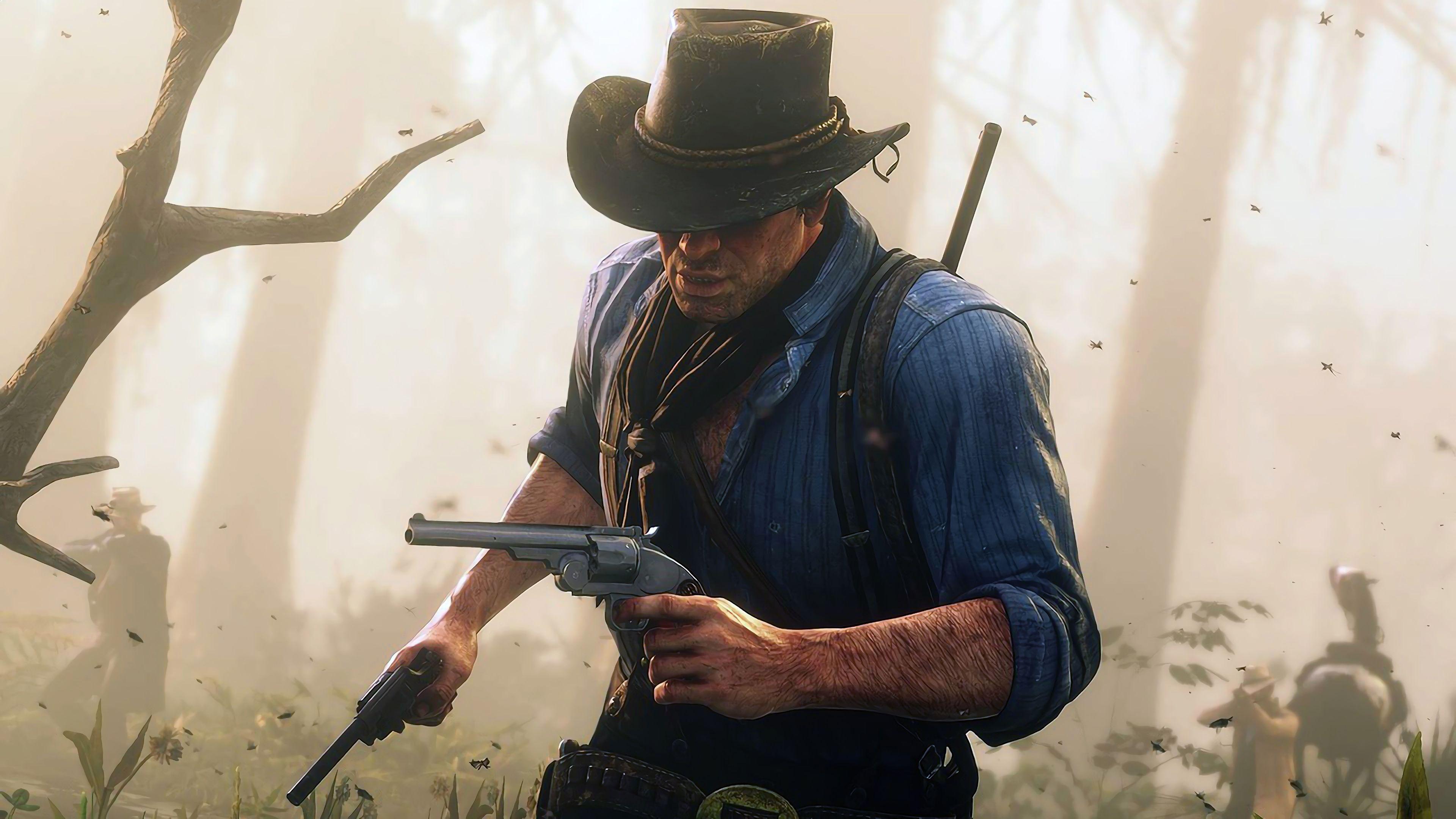 Red Dead Redemption 2 Arthur Morgan Red Dead Redemption Red Dead Redemption Ii Redemption