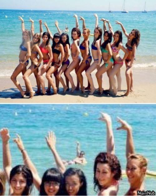 Gracioso Monas Bikini Humor Chicas En Saludando1Gggxd UpzMqSV