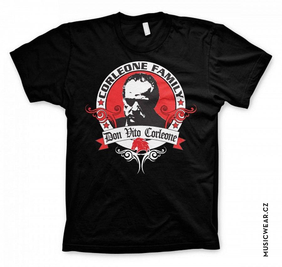 5d54e73d256f The Godfather tričko