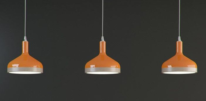 Suspension, Plera, noir, Ø22cm, H20cm - Zanolla Salon - Living - cree ta propre maison