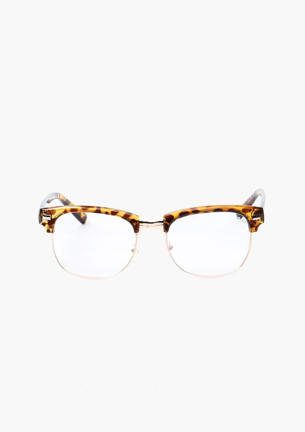 f8696c9a8d3 Geek Chic Glasses LEOPARD