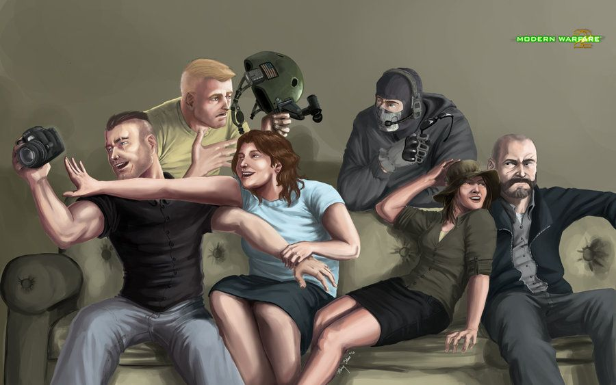 Modern Warfare fun by CreativeImages on DeviantArt