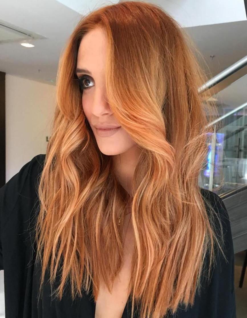 40 Fresh Trendy Ideas For Copper Hair Color Hair Goals Pinterest