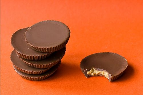 homemade Reese's Peanut Butter Cups are dangerously addictive