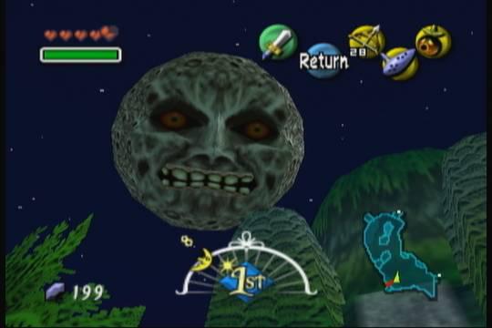 Nintendo Direct Nov 5 Reveals Majora S Mask For 3ds Majoras Mask Majoras Mask Moon Legend Of Zelda