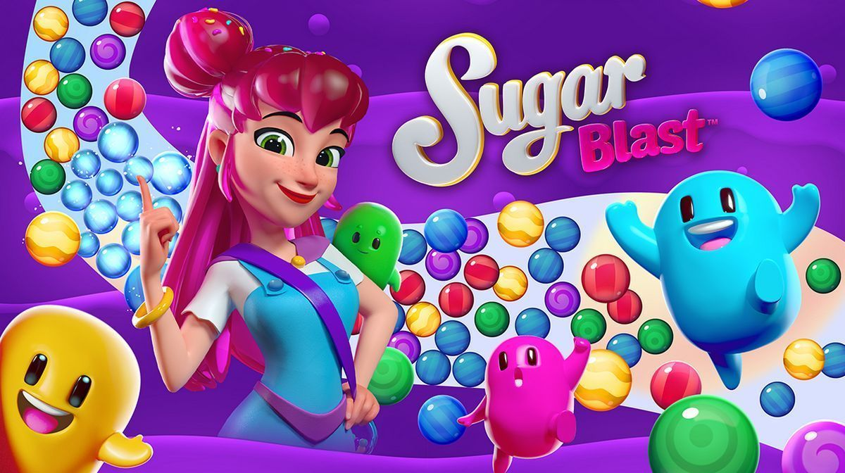 Sugar Blast El Nuevo Juego De Rovio Ya Disponible Gratis Para Todo El Mundo Juegos Aplicaciones Windows Juegos Populares